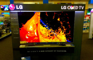 The OLED market is expected to grow by 15.2 percent per year for the next six years.
