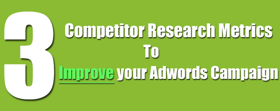 Adwords-Competitor Research Tools
