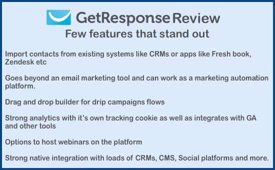 Email Marketing Tool Get Response Reviews