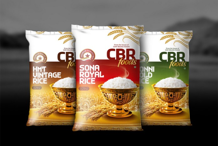 Best Rice Packaging Design Services