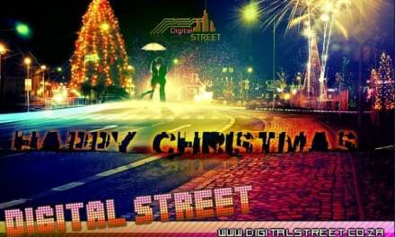 Merry Christmas To All Our Digital Street'ers!