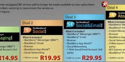 MTN reveals BlackBerry Absolute package