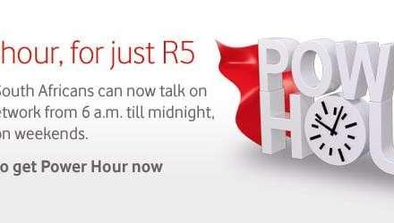 Vodacom Power Hour Is Back!