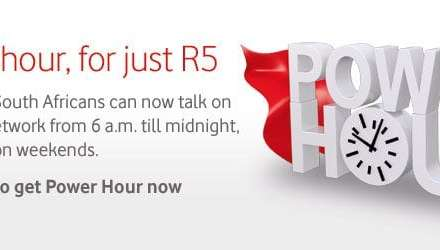 Vodacom Power Hour Is Back!