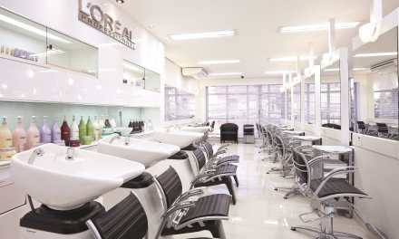 Professional training for stylists on all hair types available soon at L'Oréal Professional African Salon Institute