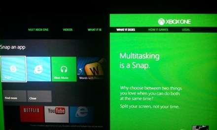 Xbox One would be able to run Windows 8 apps, apparently