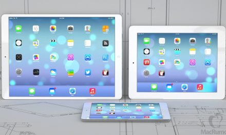 Apple apparently testing 12.9-inch iPads