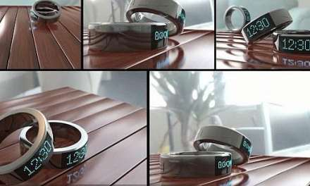 Smarty Ring – The smartwatch for your finger