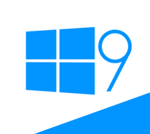 "Microsoft Windows 9 ""Threshold update"" coming in April 2015"