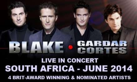 Blake and Cortes in South Africa June 2014