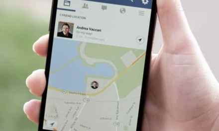Facebook unveils 'nearby friends' feature