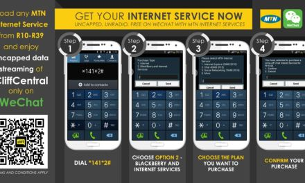 Gareth's Unradio Now Uncapped for MTN Subscribers