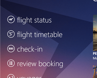 FLYSAA app lands on Windows Phone