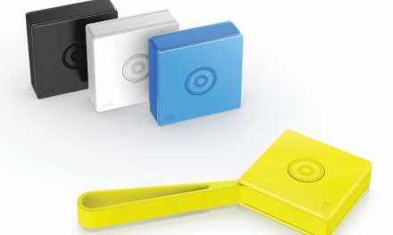 Stay close to your valuables with the Nokia Treasure Tag