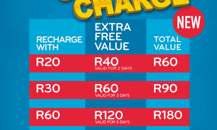 Cell C launches all new SUPACHARGE Promotion, Get up to tripled the amount of value extra!