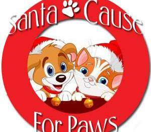 Santa Cause For Paws – Make Your Pledge Now