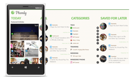 Windows Phone news-reader apps keeps you up to date, on the go 24/7