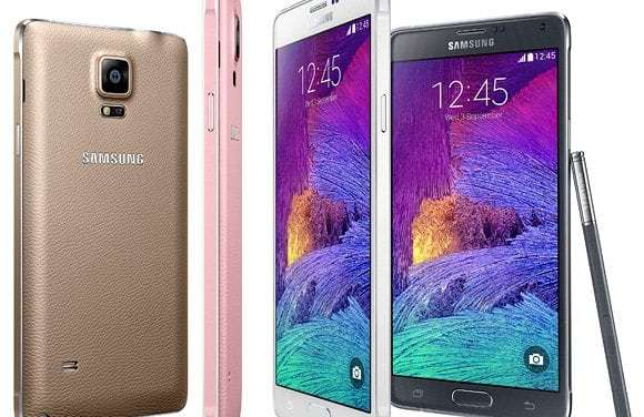 Samsung Galaxy Note 4 Launched, Full Feature List & Specifications