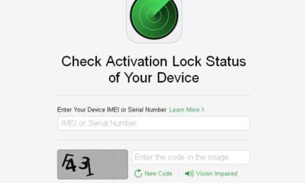 Apple's new activation lock status tool allows users to check if their iPhone or iPad is Stolen