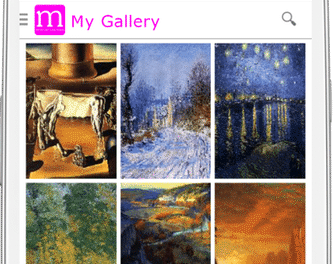 Muse – Redefining Your Mobile With Art