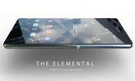 Sony Xperia Z4 Design Revealed