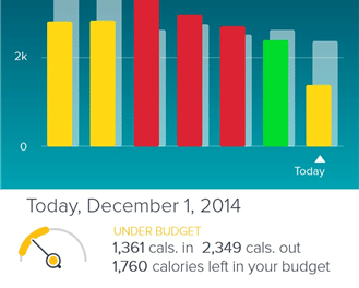 Fitness apps to help you shed those festive seaon calories