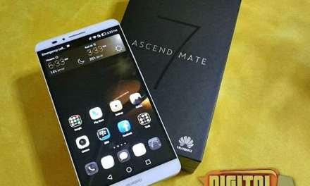 Huawei Mate7 available on Vodacom from April