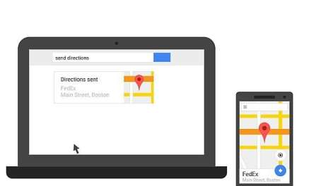 How To Send Directions to Your Android Phone From Desktop