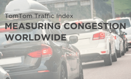 TomTom's Traffic Index reveals tough times for commuters and businesses