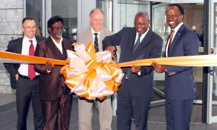 Official Opening Of FirstRand Regional Head Office