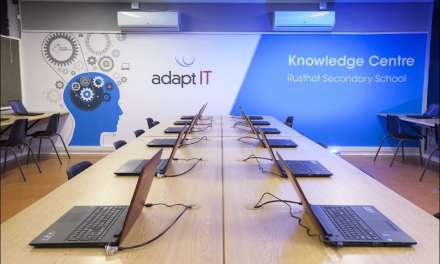 Adapt IT invests in third Knowledge Centre