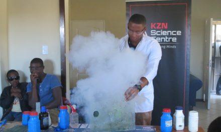 The KZN Science Centre Embraces 67 Minutes!