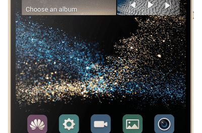Huawei P8 redefines the smart phone experience
