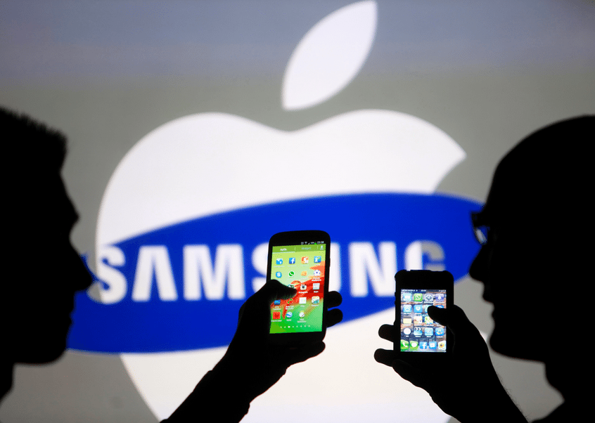 From Rivals To Partners, Apple And Samsung Team Up To Create The Next Generation SIM Card