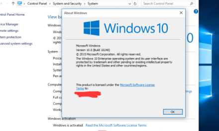 New Windows 10 Insider Preview Update