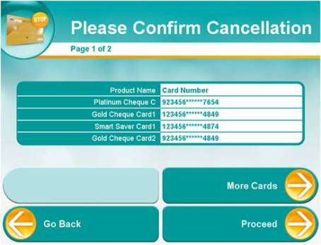 FNB first bank to allow debit and cheque card cancellation on self-service devices