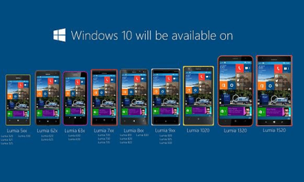 Devices With Less Than 8GB Internal Storage Will Not Receive Windows 10 Mobile