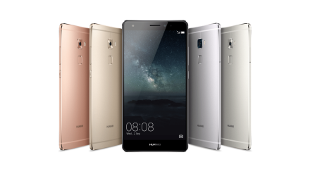 Huawei Mate S device now available via Vodacom stores countrywide