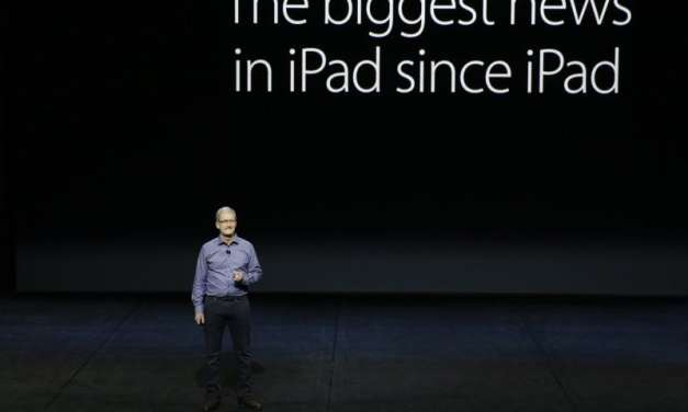 All You Need To Know About Apple's Newly Launched 'iPad Pro'