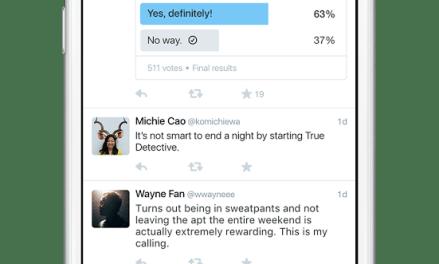 Introducing Twitter Polls