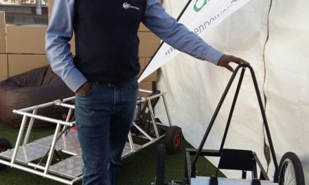 The Green-(powerZA) Youth Indaba inspiring engineers