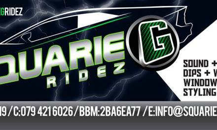 Squarie G Ridez, Your One-Stop Automotive Customization Shop!