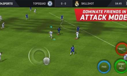Pre-Registration Opens For Official FIFA Mobile Football Game Through Google Play