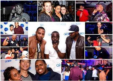 ALCATEL joins in the fun at the B Experience in Durban