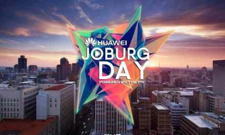 SAVE THE DATE: Huawei Joburg Day, In the Park is happening 2 April 2017