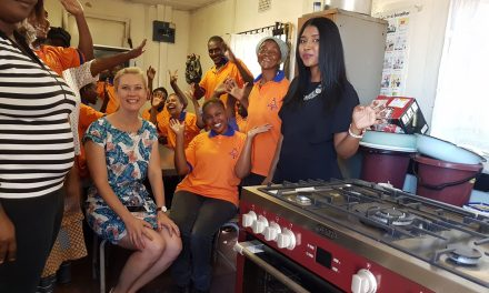 Defy SA renews its sponsorship of Sarah Graham's Food Safari