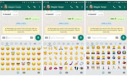WhatsApp Beta For Android Brings Nougat 7.1 Emojis To Everyone