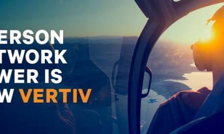 Vertiv Identifies Data Centre Infrastructure Trends for 2017