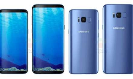 Samsung Galaxy S8 Images, Specs & Accessories Leaked Ahead Of Tomorrow's Launch