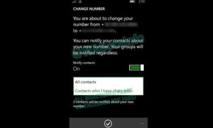 'Change Number' & 'Live Location' Features Set To Arrive On WhatsApp